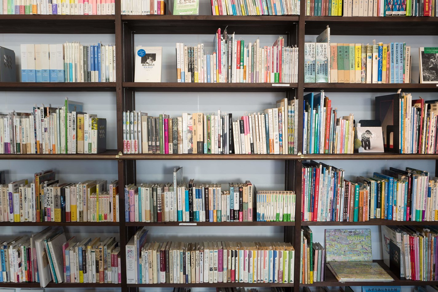 Home decor with books