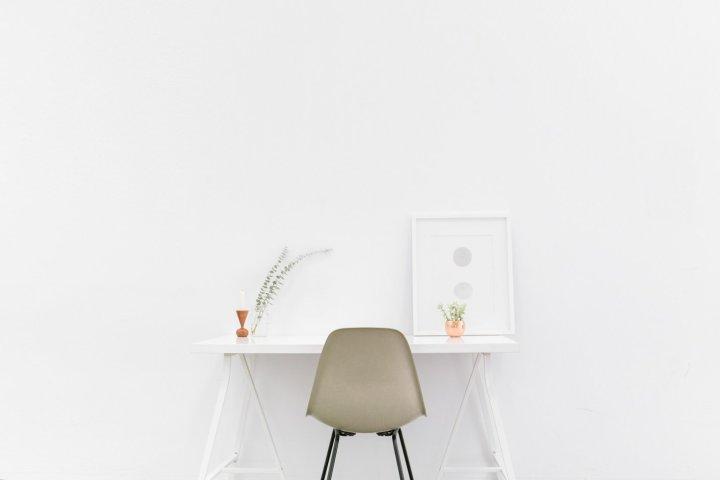 Lifestyle of a minimalist
