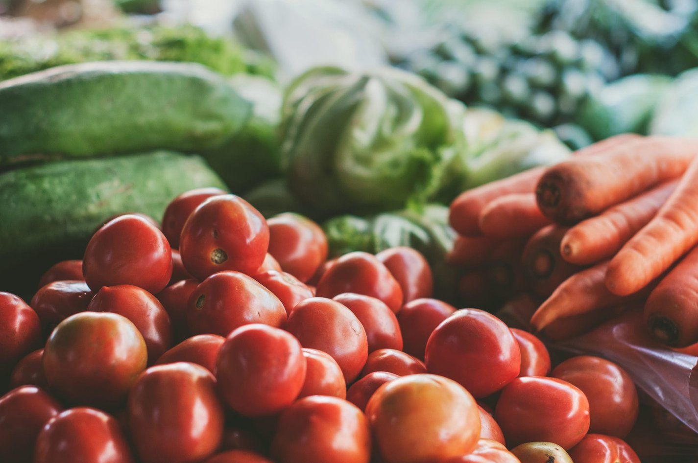Storing vegetables right