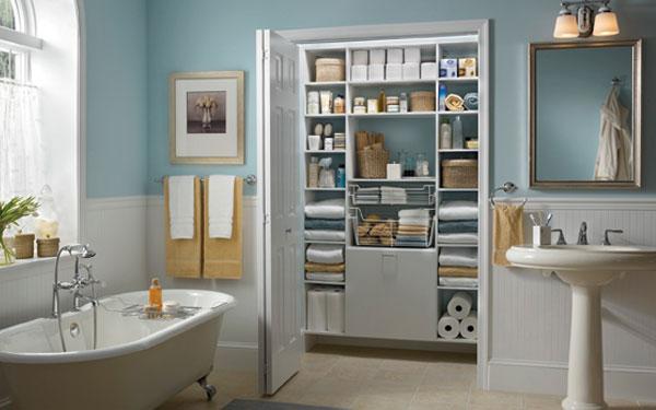 Unisex bathroom cabinet essentials | Entourage